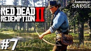 Zagrajmy w Red Dead Redemption 2 PL odc. 7 - Bójka w saloonie