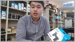 JJC HG-OP1 오즈모포켓 스마트폰 브라켓 핸드그립