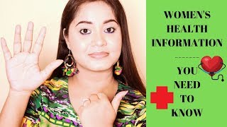 WOMEN'S HEALTH INFORMATION --  YOU NEED TO KNOW | FASHION & ME
