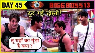 Siddharth Shukla PHYSICAL Fight With Asim Riaz In Raakshas Task | Bigg Boss 13 Episode Update