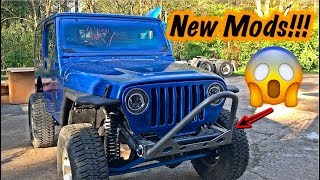 Rebuilt Rubicon Gets New Mods!