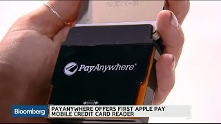 Apple Pay Partners Up With PayAnywhere