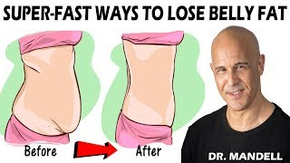 ⚡SUPER-FAST WAYS TO LOSE BELLY FAT - Dr Alan Mandell, DC