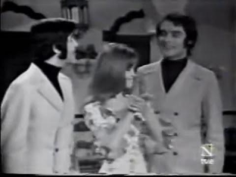 DÚO DIN�MICO Y MARISOL EN TVE, 1969