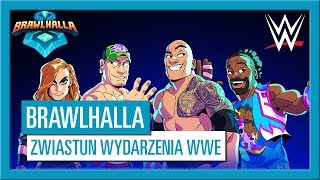Brawlhalla – zwiastun wydarzenia WWE