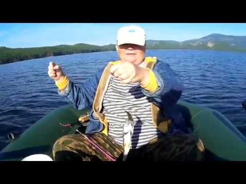Рыбалка в казахстане боровое