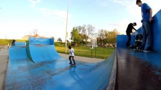 Skateboard Montage - Cedar Rapids, IA