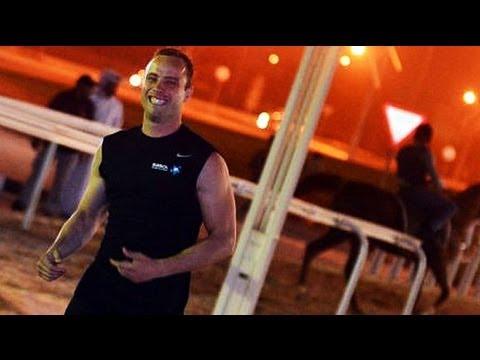 Bladerunner takes on Arab race horse