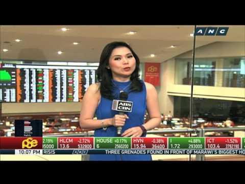 PH shares give up gains, close flat
