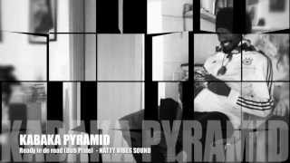 "KABAKA PYRAMID - ""Ready fi di road"" (DUB PLATE for NATTY VIBES SOUND)"