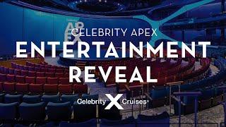 Celebrity Apex Entertainment Reveal