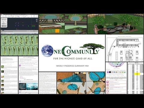 Jump-starting Sustainable Civilizations - One Community Weekly Progress Update #64
