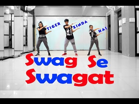 Swag Se Swagat | Tiger Zinda Hai | Mohit...