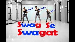 Swag Se Swagat | Tiger Zinda Hai | Mohit Jain's Dance Institute MJDi | Dance Choreography