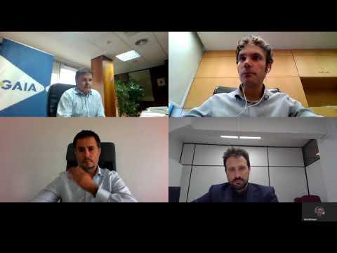 Transformación #digital en la industria:conversando con Gaia, Gestamp y Elecnor