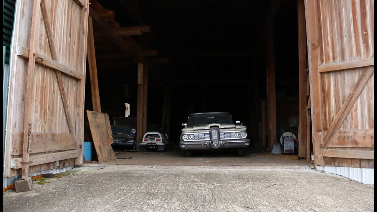 Massive Barn Find Classics Sitting For 50 Years Join Us As We