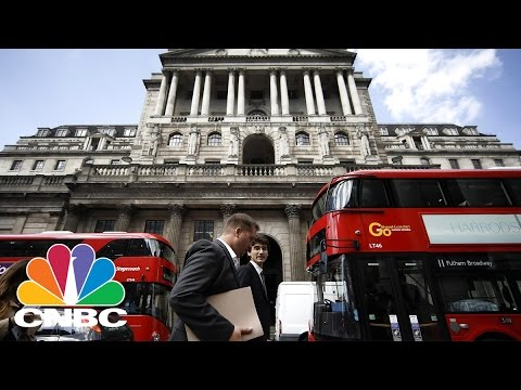 Bank Of England Keeps Rates On Hold | CNBC