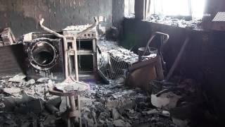 Incendie de Londres: des images de l'intérieur de la tour dévoilées