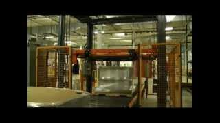 Phoenix PRRA-4000 demonstrating two way wrapping