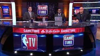 Playing Your Best Against The Best | Cavaliers vs Raptors | NBA GameTime