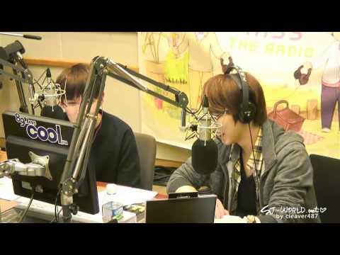 130407 Sukira - Sungmin's Baby Voice VS Ryeowook's Baby Voice