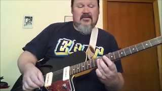 Darren Watson - FREE GUITAR LESSON - The Style Of Robert Lockwood Jr.