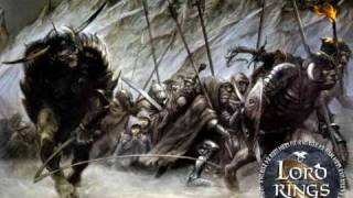 The fighting Uruk -Hai