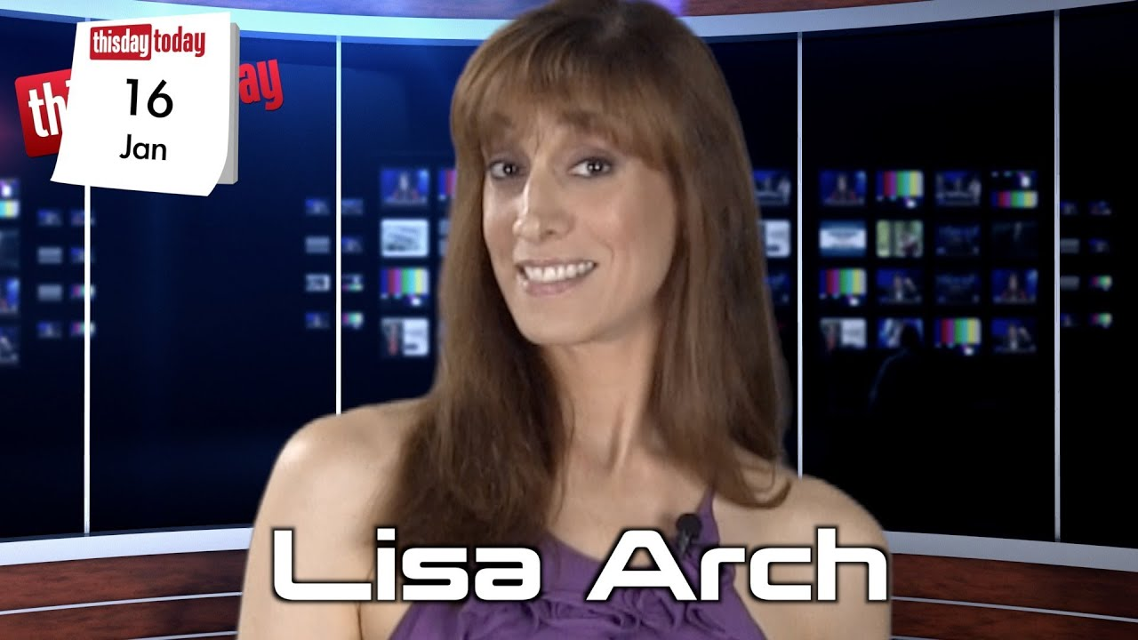 Watch Lisa Arch video