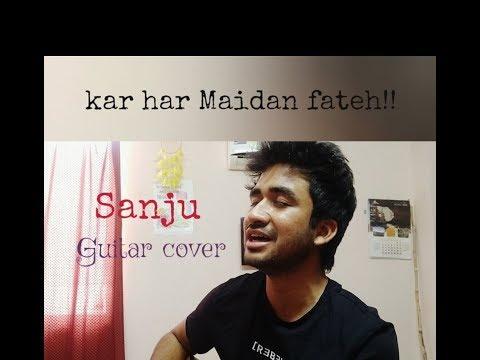 Kar har Maidan Fateh | Guitar Cover by Vipul Ajmera | Sukhvinder Singh, Shreya Ghoshal