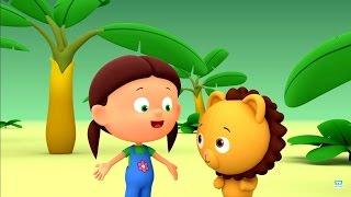 Мультики для самых маленьких Считаем с Полой: Сладкая Форма. развивающие мультфильмы про цифры