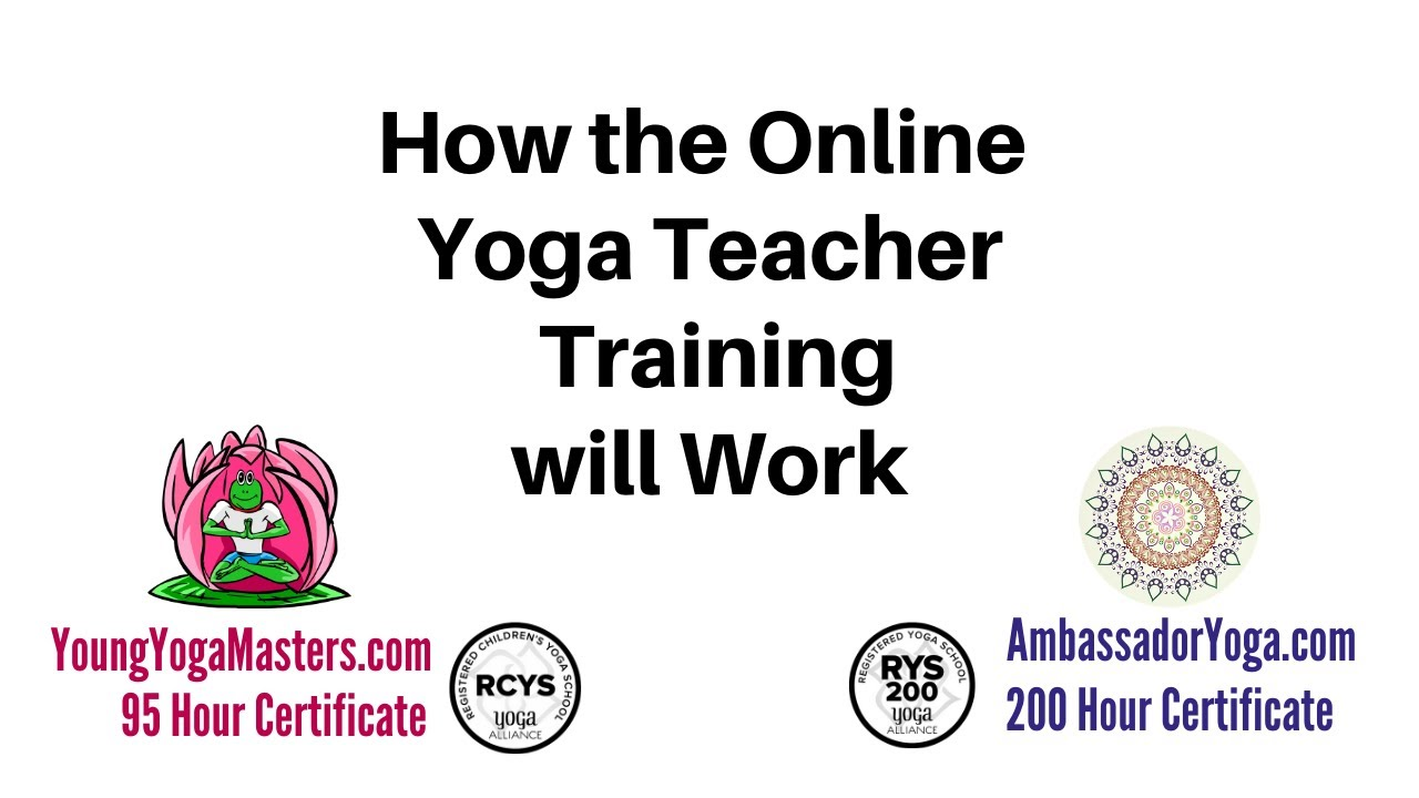 Yoga Teacher Training Online Ambassador Yoga