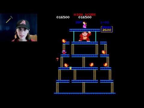FULL STREAM - The Kong and Winding Road: A Donkey Kong Arcade Extravaganza