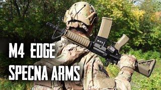 M4 SPECNA ARMS EDGE. ЯКІСНІ ЕМКИ ЗА ХОРОШУ ЦІНУ.