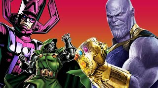 Thanos Rules, But Who s The MCU s Next Big Villain - Up At Noon Live