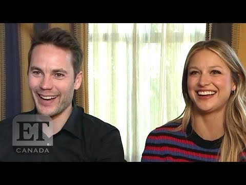 Taylor Kitsch, Melissa Benoist Talk New Series