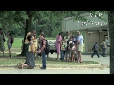 R.I.P Lori Grimes (The Walking Dead - Lori Tribute)