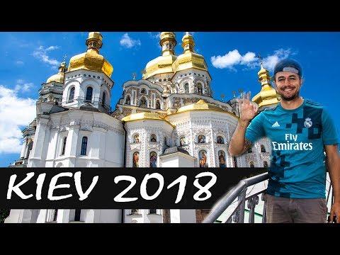 KIEV 2018 UKRAINE | TRAVEL VLOG