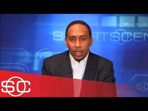 Stephen A.: Rockets were 'relatively predictable' in Game 1 loss to Warriors   SportsCenter   ESPN