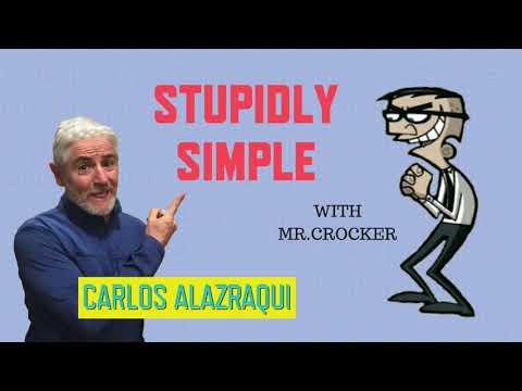 Carlos Alazraqui: Stupidly Simple - Mr. Crocker