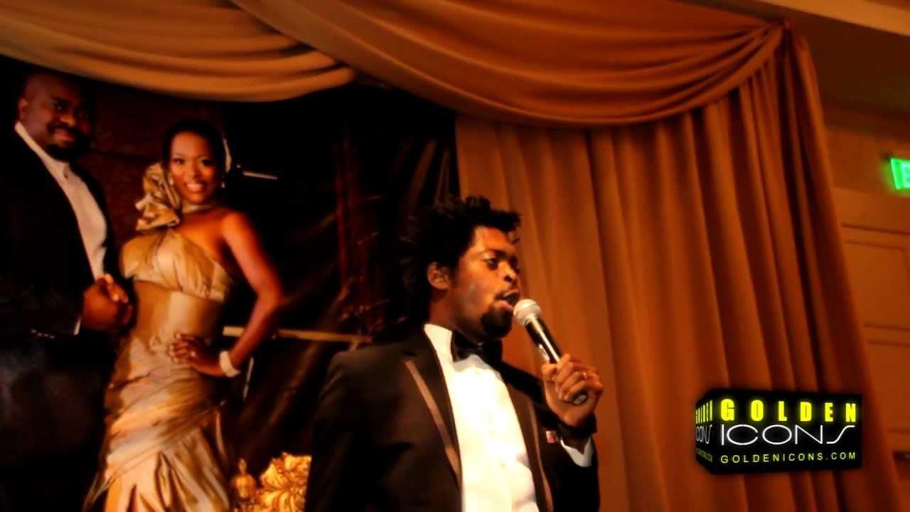 Basket Mouth host Big A's Wedding in Dallas, Texas | by Golden Icons