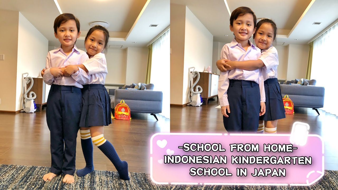 Download School From Home Because Tokyo Stage of Emergency January 2021- Kindergarten SRIT