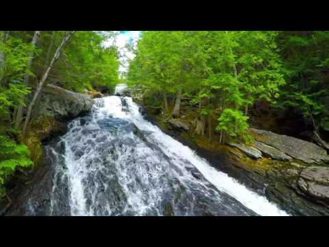 Above the Falls with GoPro Kama Grip