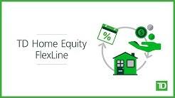 TD Home Equity FlexLine