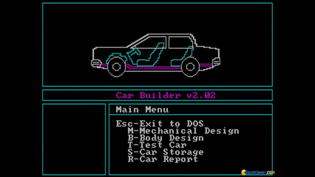 Car Builder Gameplay Pc Game 1982 Youtube