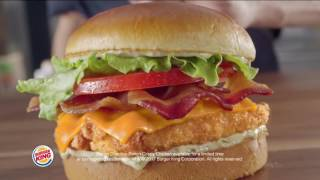 Burger King Commercial 2017 - (USA)