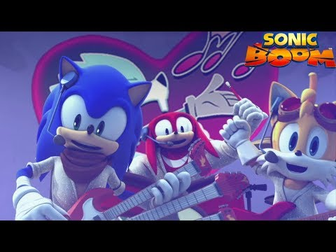 Sonic Boom | Battle Of The Boy Bands | Episode 48