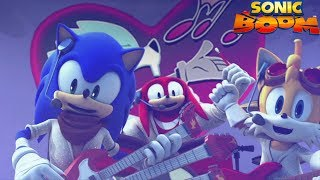 Sonic Boom | Battle of the Boy Bands | Episode 48 | Animated Series