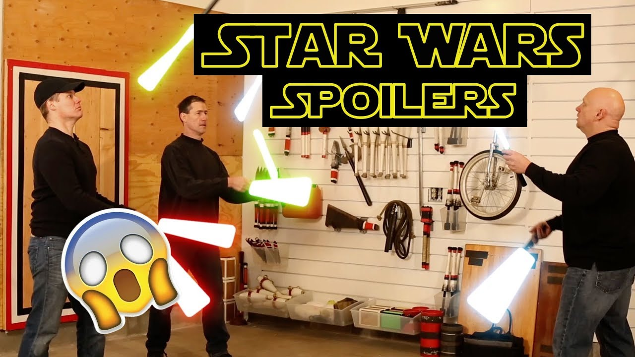 Star Wars: The Last Jedi Spoilers!!! || JukinVideo