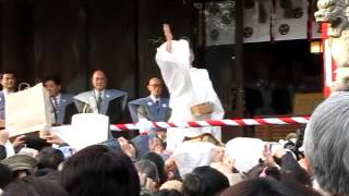 2013.2.3.所沢神明社 節分祭.