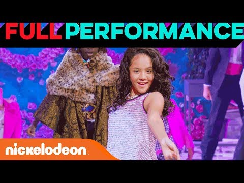 "Sophie Performs ""Instruction"" by Demi Lovato & Stefflon Don 📸  | Lip Sync Battle Shorties | Nick"